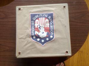AWA Wrestling Ring