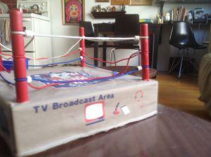 Broadcast Area